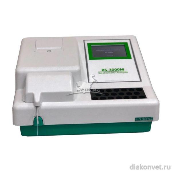 Полуавтоматический биохимический анализатор SINNOWA BS-3000M