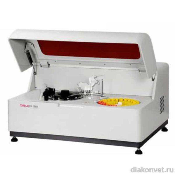 Автоматический биохимический анализатор DIRUI CS-T240