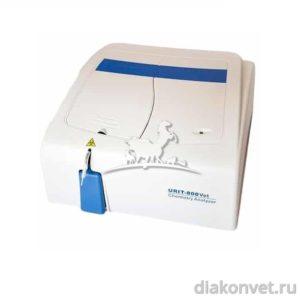 Полуавтоматический биохимический анализатор URIT-800 Vet