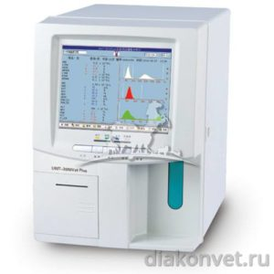 Гематологический анализатор URIT-3000 Vet Plus