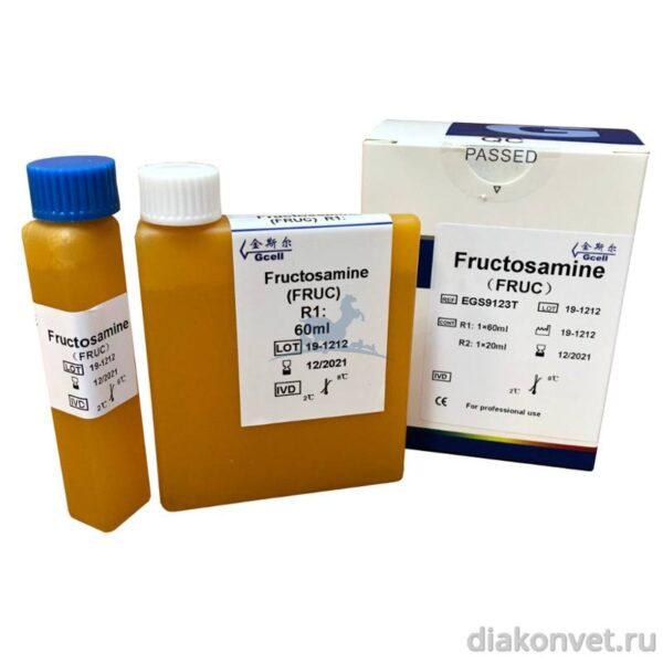 Набор реагентов для определения фруктозамина (FRUC)