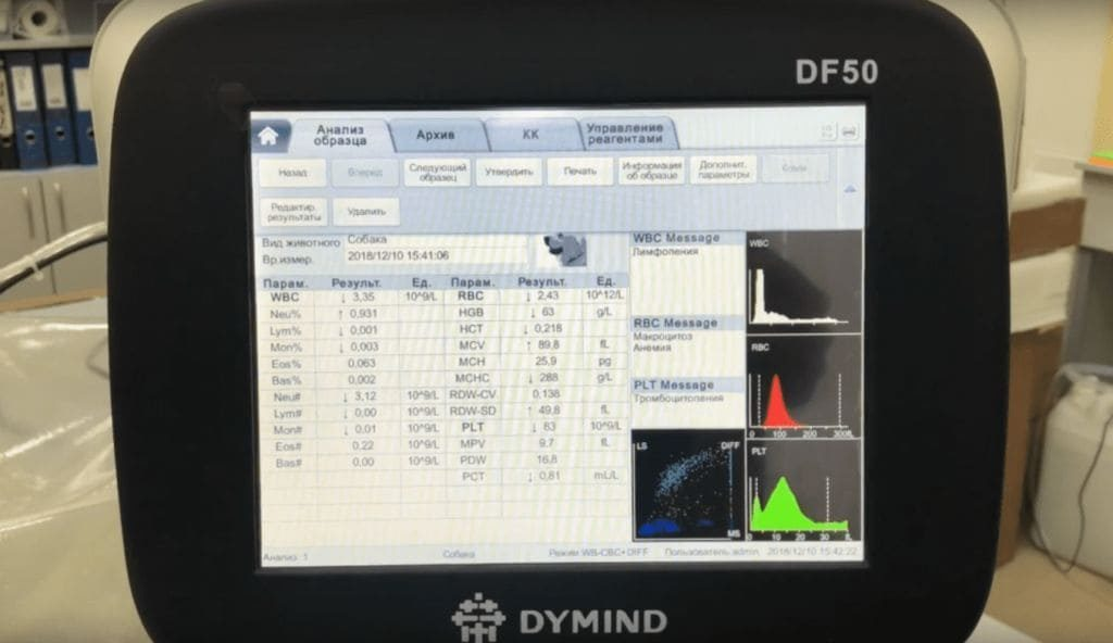 Пуско-наладка Dymind DF 50