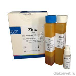 Набор реагентов для определения цинка (Zn)