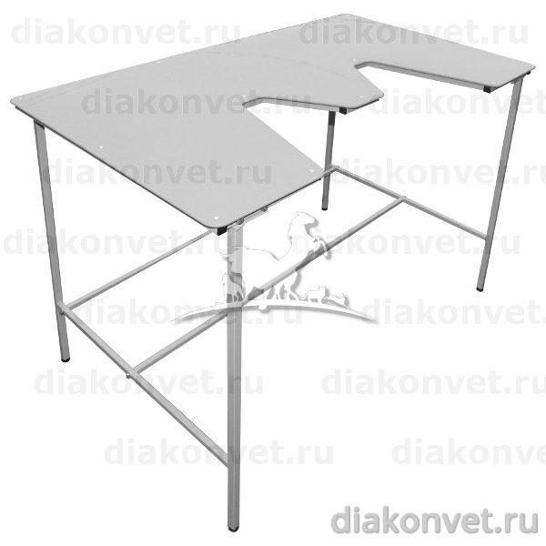 Стол для ветеринарии СВУ-18 (столешница-полипропилен)