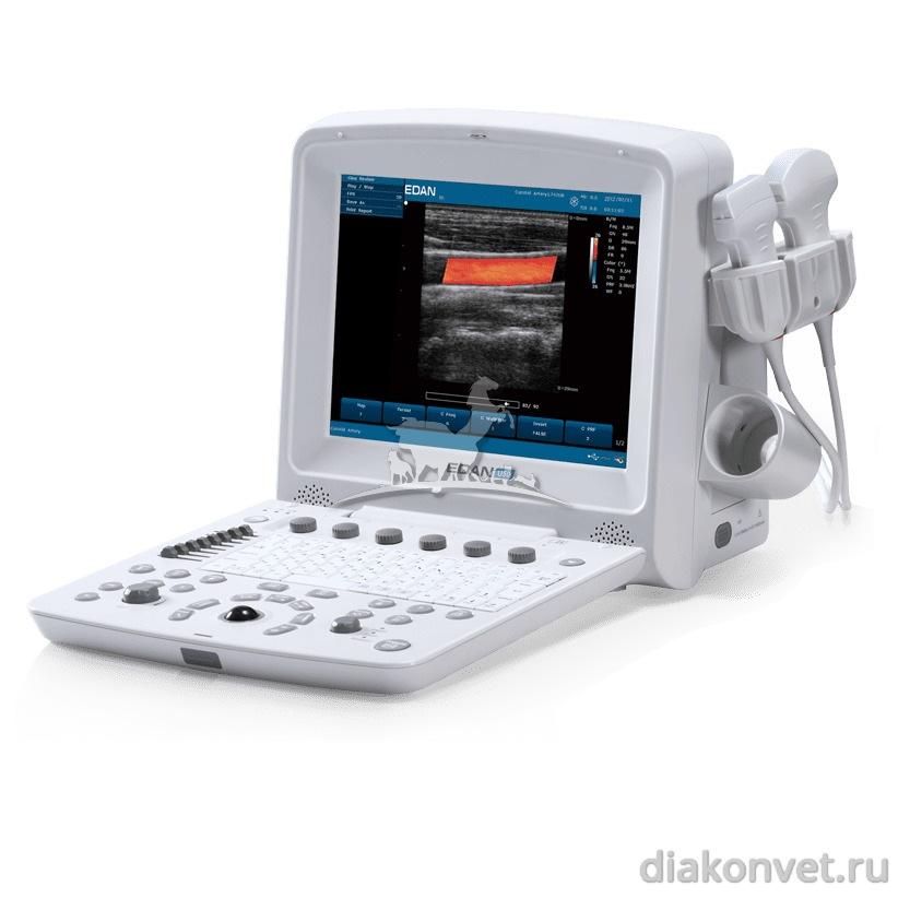 Цветной УЗИ-сканер EDAN U50 Vet