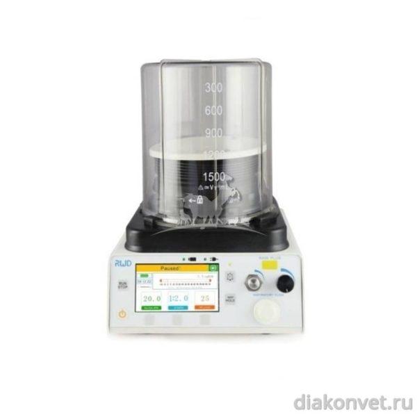 Ветеринарный аппарат искусственной вентиляции легких R409 plus