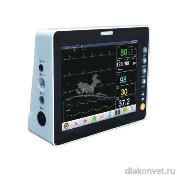 Ветеринарный монитор пациента OSBC-8 с сенсорным экраном