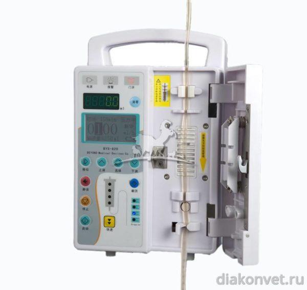 Инфузионный насос BYS-820D Vet