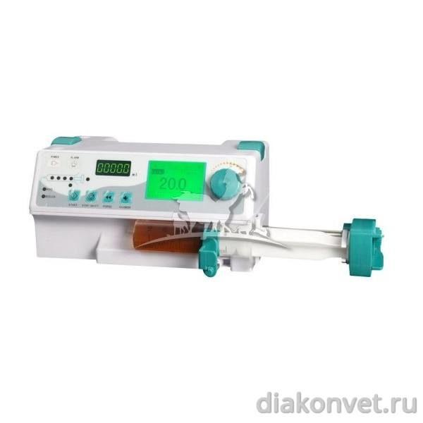 Одноканальный шприцевой насос BYZ-810D Vet