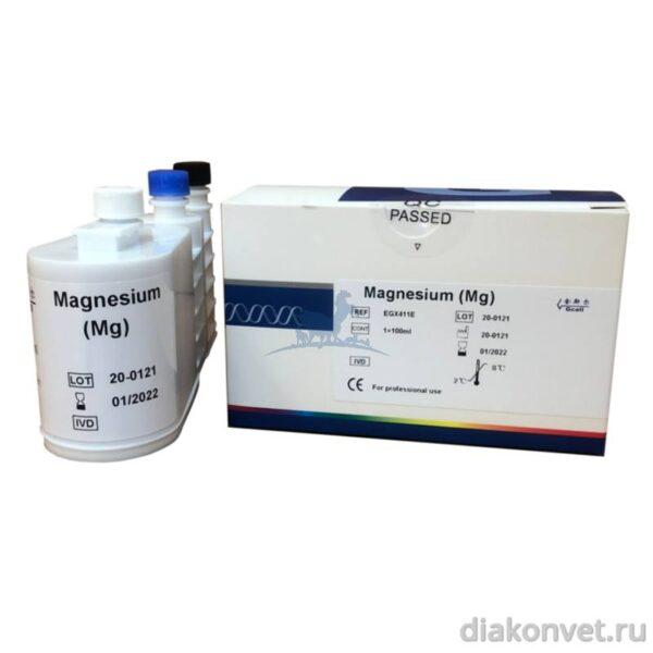 Набор реагентов для определения Магния (Mg)