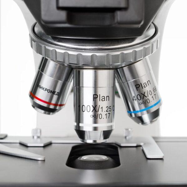 Микроскоп биологический Микромед 3 (вар. 2-20М)