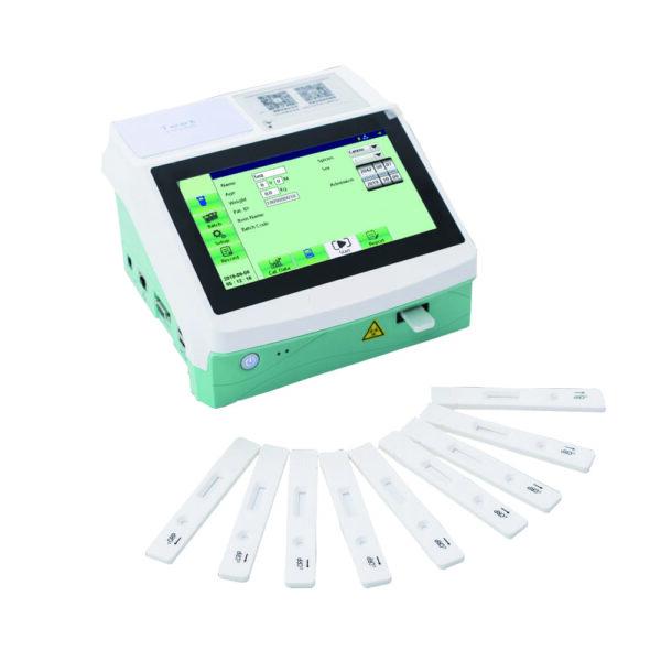 Портативный иммунофлуоресцентный анализатор ВетТест FQ-100